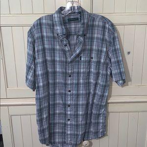 G.H. Bass & Co. Short-Sleeved Button-Down